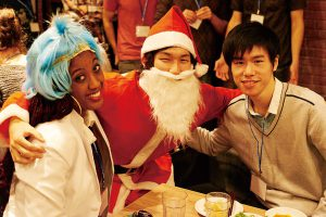 "December ""Christmas Party!"""