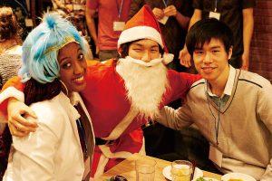 12月「Christmas Party!」