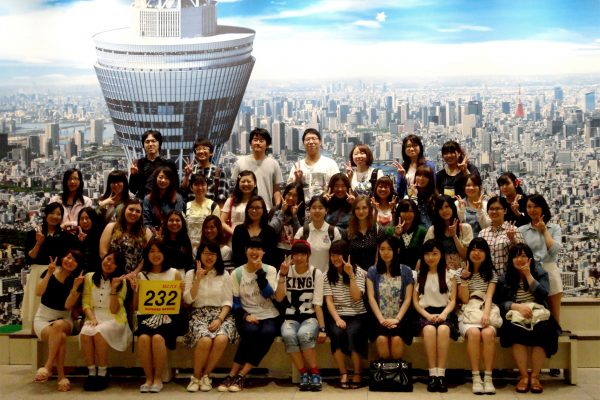 "May ""Sky Tree & Odaiba bus tour"""