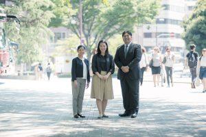 「成長を支える仕事」 早稲田のつながりを世界に飛び立つ翼に